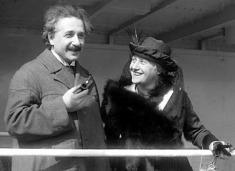 Ajnštajn i Mileva