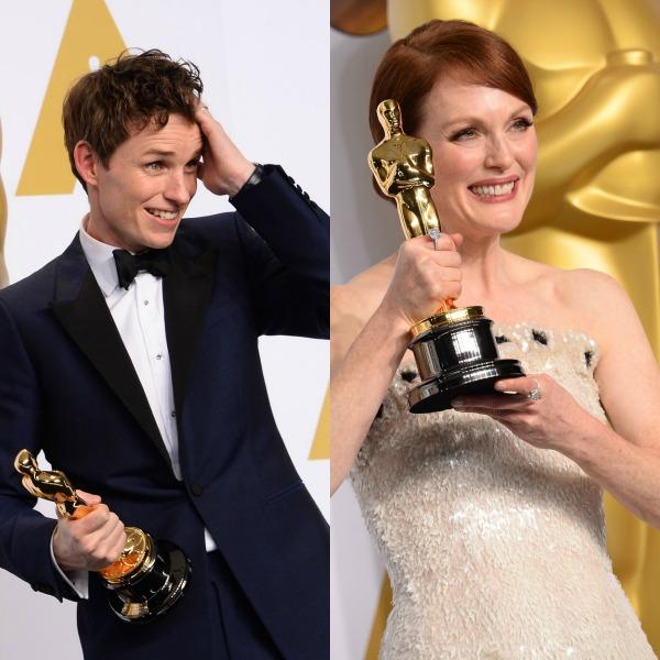 Devet Dokaza Da Je Siva Najbolja Boja Za Spava�u Sobu: Oskar 2015: Pogledajte Ko Su Ovogodišnji Dobitnici!
