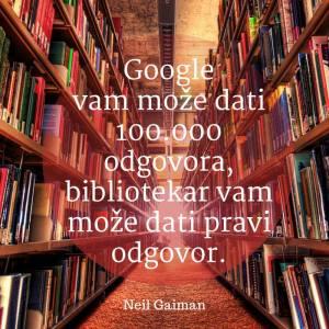 Google bibliotekar