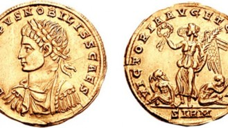 krisp-najstariji-sin-konstantina-velikog-na-novcu-iskovanom-u-sirmijumu-u-cast-careve-pobede-nad-gotima-323-620x350