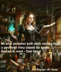 Potomci veštica