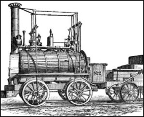 01blucher-prva-stivensonova-lokomotiva