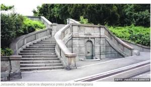 Jelisaveta stepenište